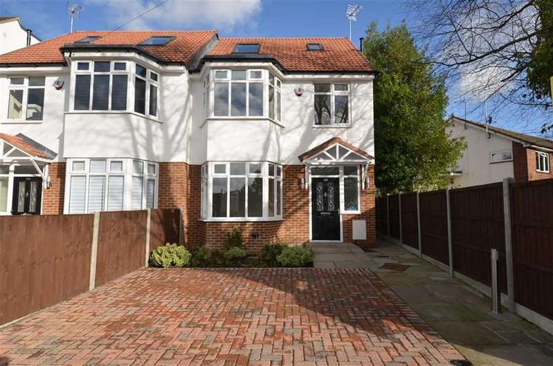 4 Bedrooms Semi Detached House for sale in Dollis Road, Mill Hill