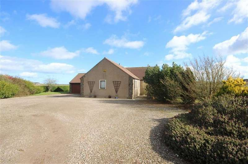 4 Bedrooms Detached House for sale in Whitemyre House, 28, St Andrews Road, Largoward, Fife, KY9