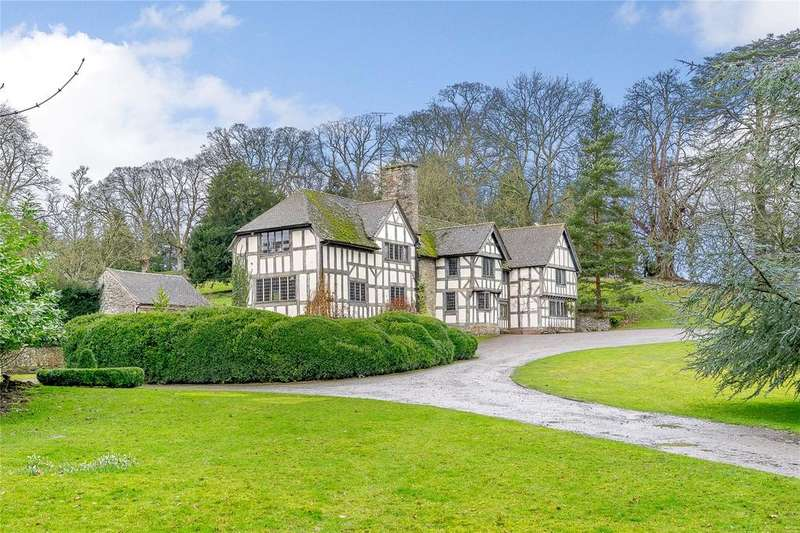 5 Bedrooms Detached House for sale in Wigmore, Nr Ludlow, Herefordshire