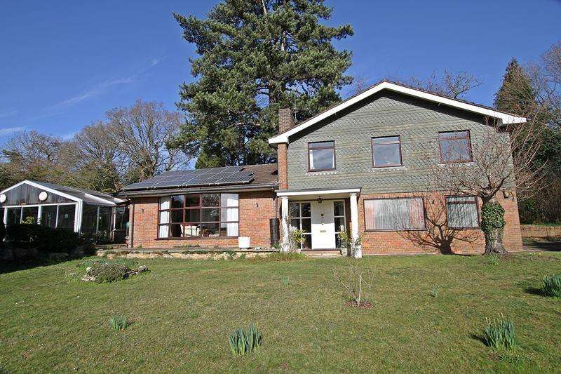 6 Bedrooms Detached House for sale in Winter Hill, COOKHAM DEAN, SL6