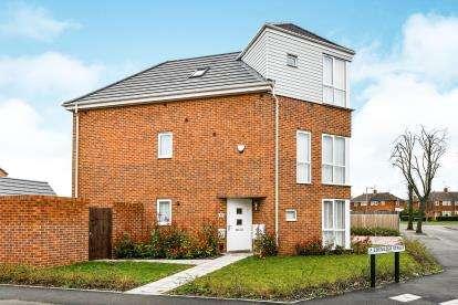 4 Bedrooms Detached House for sale in Ebenezer Street, West Bromwich, Birmingham, West Midlands
