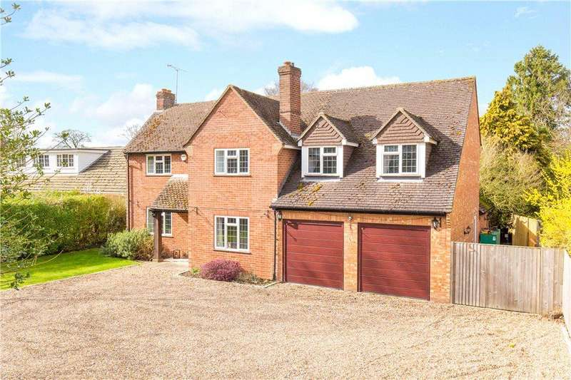 5 Bedrooms Detached House for sale in Chinnor Road, Aston Rowant, Watlington, Oxfordshire