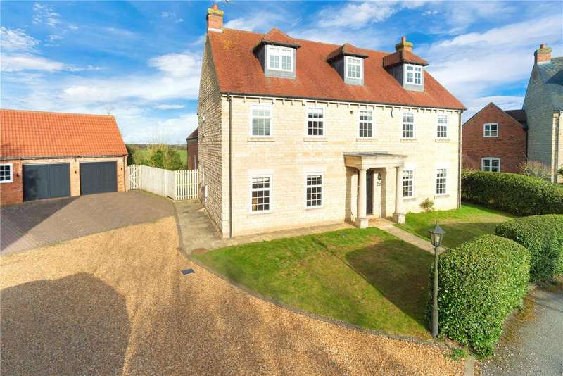 5 Bedrooms Detached House for sale in Mawsley Lodge, Mawsley