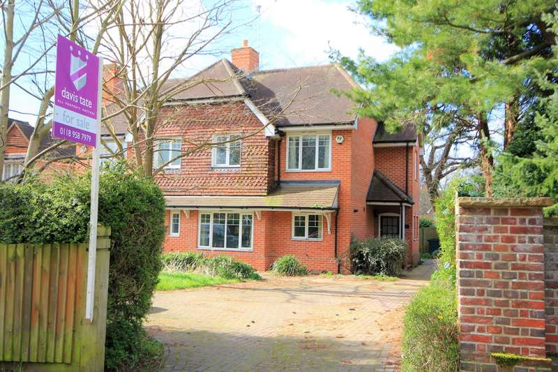 2 Bedrooms Terraced House for sale in Parkside Road, Reading, RG30