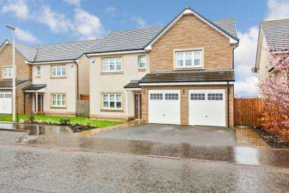 4 Bedrooms Detached House for sale in Gatehead Crescent, Bishopton, Renfrewshire