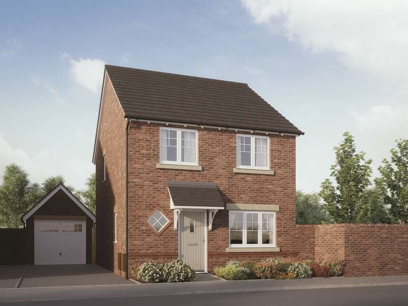 3 Bedrooms Detached House for sale in Oakfield Grange, Oakfield, Cwmbran