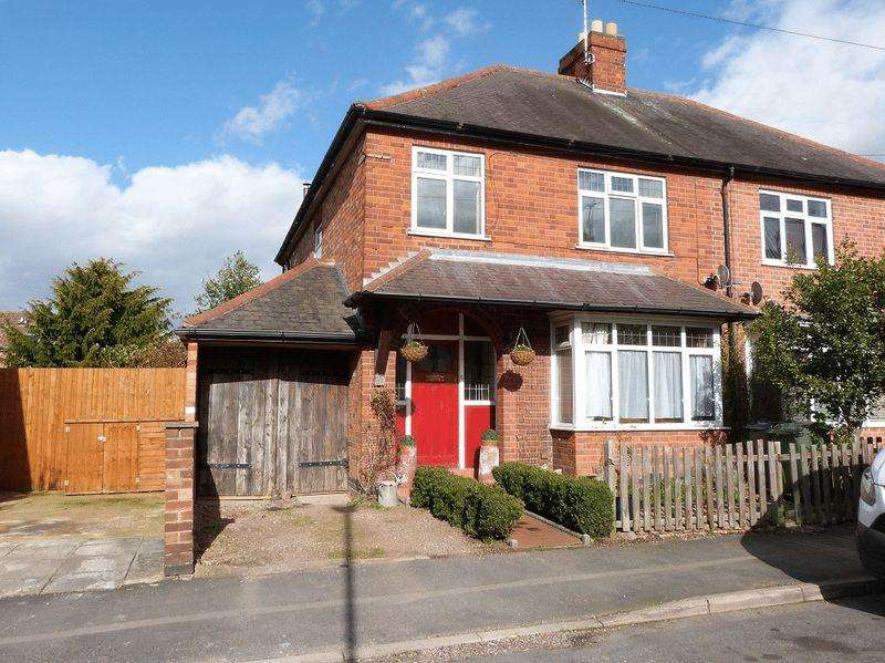 3 Bedrooms Semi Detached House for sale in Wellington Street, Syston