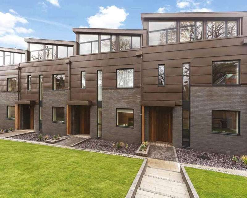 4 Bedrooms Terraced House for sale in Church Walk, Stoke Newington, London, N16