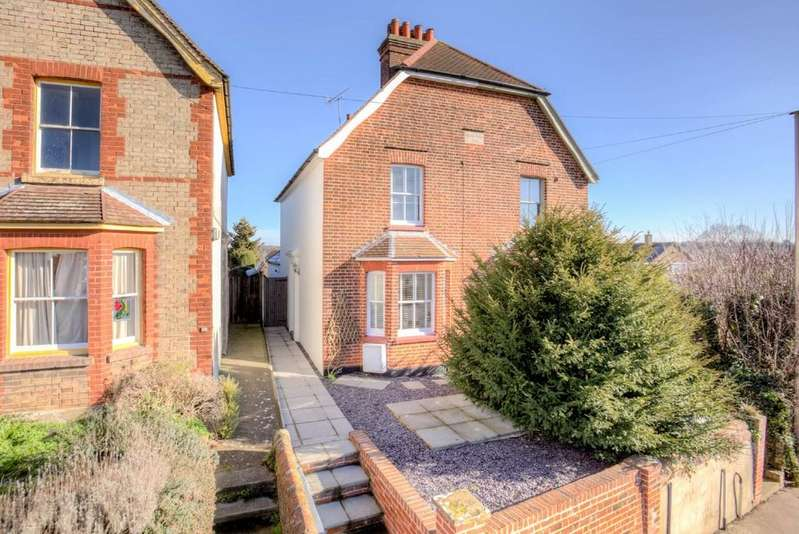 4 Bedrooms Semi Detached House for sale in Barrells Down Road, Bishops Stortford