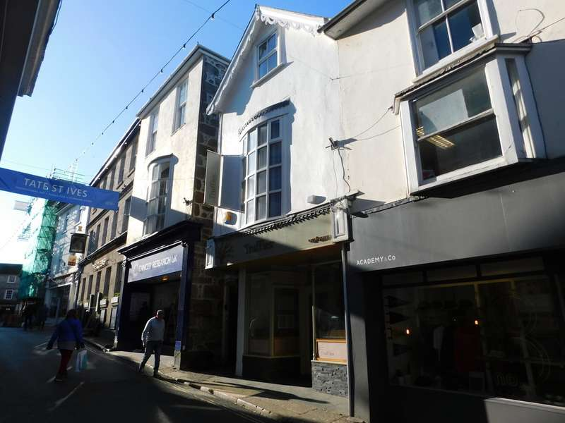 1 Bedroom Property for sale in Truffles High Street St. Ives TR26 1RR