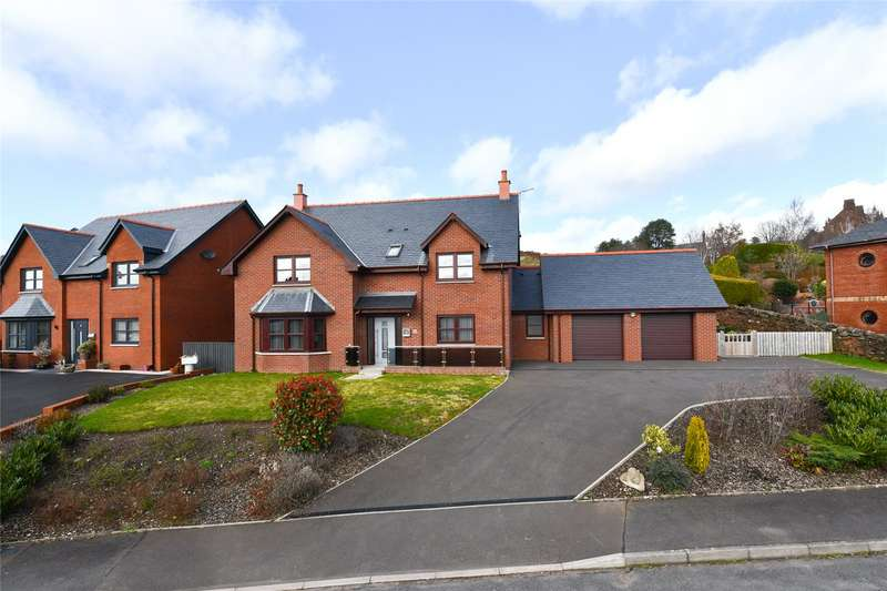 4 Bedrooms Detached House for sale in Tus Nua, 31 Corberry Park, Dumfries, Dumfries and Galloway, DG2