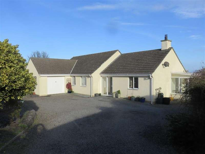 3 Bedrooms Detached Bungalow for sale in Brynteg, Isle Of Anglesey