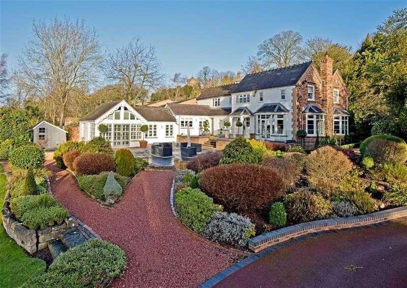 4 Bedrooms Detached House for sale in Ryton Court, Ryton Court, Ryton, Shifnal, Shropshire, TF11