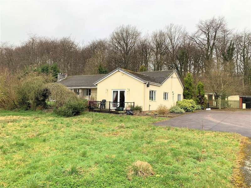 4 Bedrooms Detached Bungalow for sale in Staunton Road, Coleford