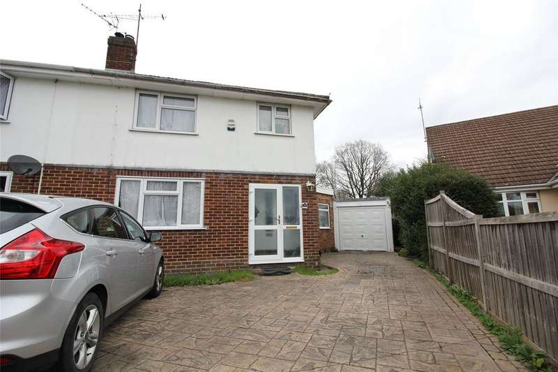 3 Bedrooms Semi Detached House for sale in Stanton Close, Earley, Reading, Berkshire, RG6