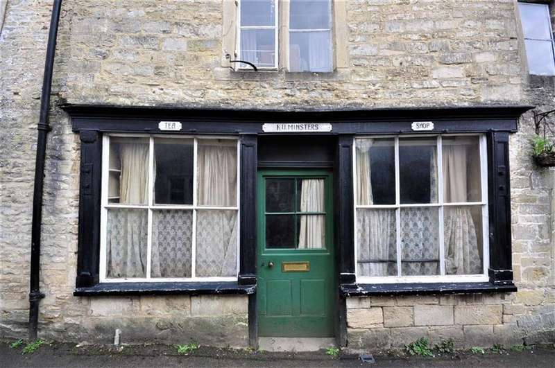 5 Bedrooms Terraced House for sale in High Street, Bisley, Stroud