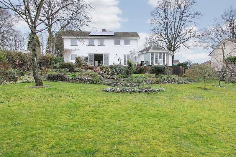 5 Bedrooms Detached House for sale in Lynch Hill Park, Whitchurch