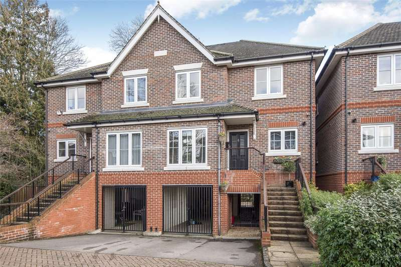 5 Bedrooms Semi Detached House for sale in Kimbolton, 24 Ray Park Avenue, Maidenhead, Berkshire, SL6