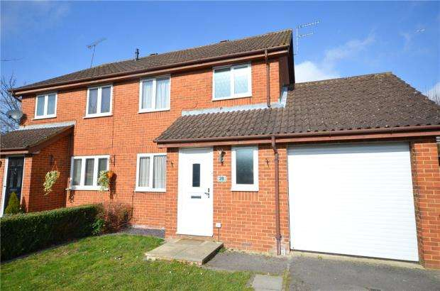 3 Bedrooms Semi Detached House for sale in Lancashire Hill, Warfield, Bracknell