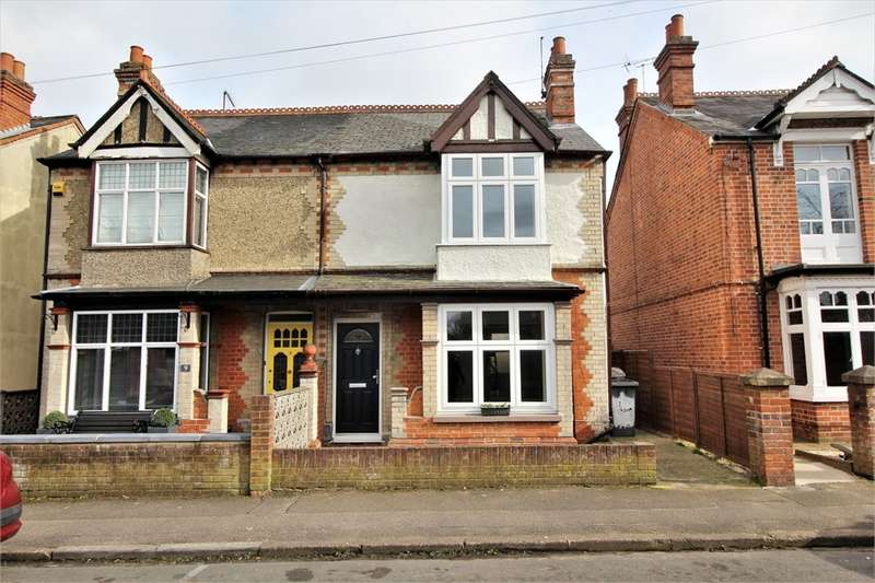 3 Bedrooms Semi Detached House for sale in Blundells Road, Tilehurst, READING, Berkshire