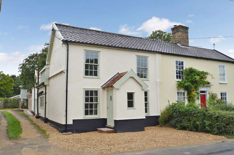 3 Bedrooms Cottage House for sale in Hoxne
