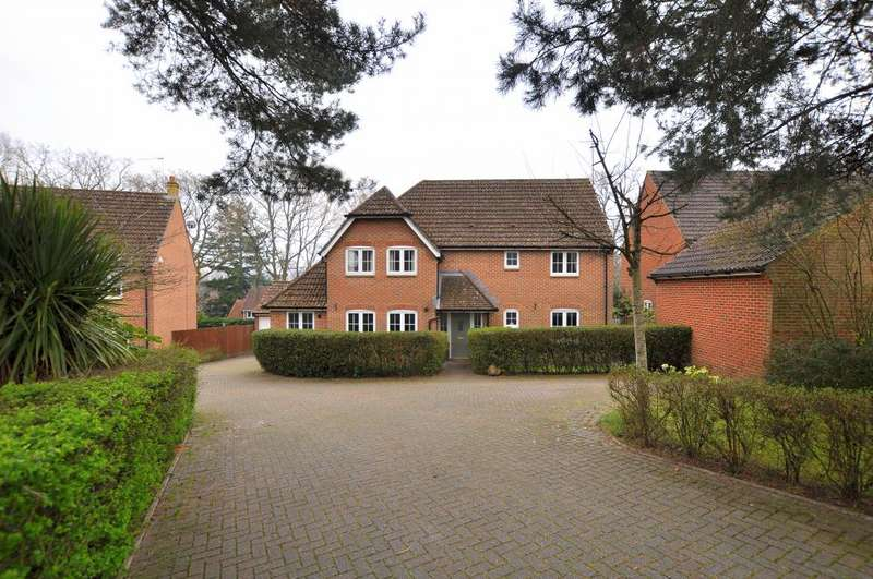 5 Bedrooms Detached House for sale in Verwood, BH31 6QA