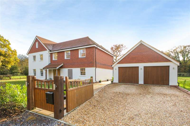 6 Bedrooms Detached House for sale in Ifield Wood, Ifield, Crawley, West Sussex, RH11