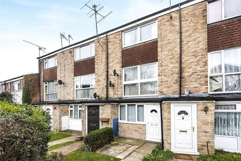 2 Bedrooms Maisonette Flat for sale in Hillbrow, Reading, Berkshire, RG2