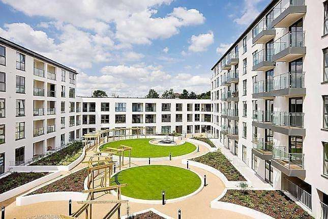 3 Bedrooms Apartment Flat for sale in St Williams Court, London, N1