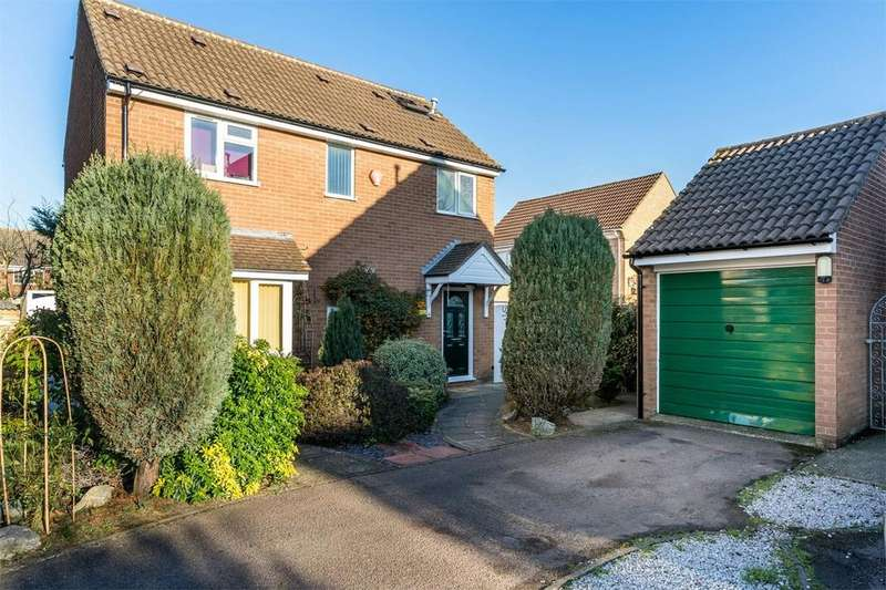 4 Bedrooms Detached House for sale in Monet Close, St Ives