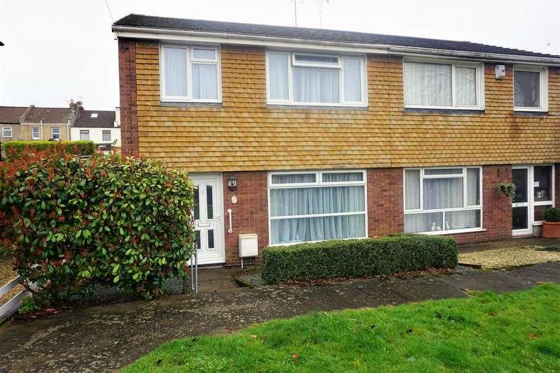 3 Bedrooms Semi Detached House for sale in Hillsborough Road, Brislington, Bristol