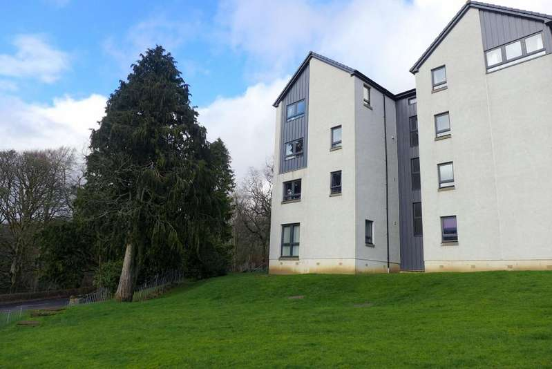 2 Bedrooms Apartment Flat for sale in 1/2 Corran Court 1 Mackintosh Way, Lochgilphead, PA31 8UY