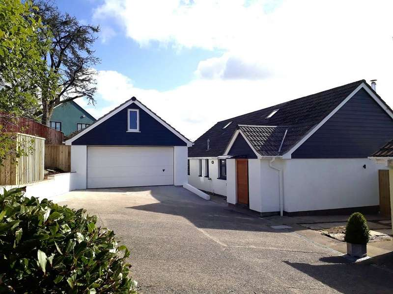 4 Bedrooms Detached Bungalow for sale in Back Lane, North Molton