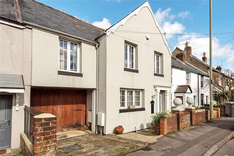4 Bedrooms Terraced House for sale in Alresford Road, Winchester, Hampshire, SO23
