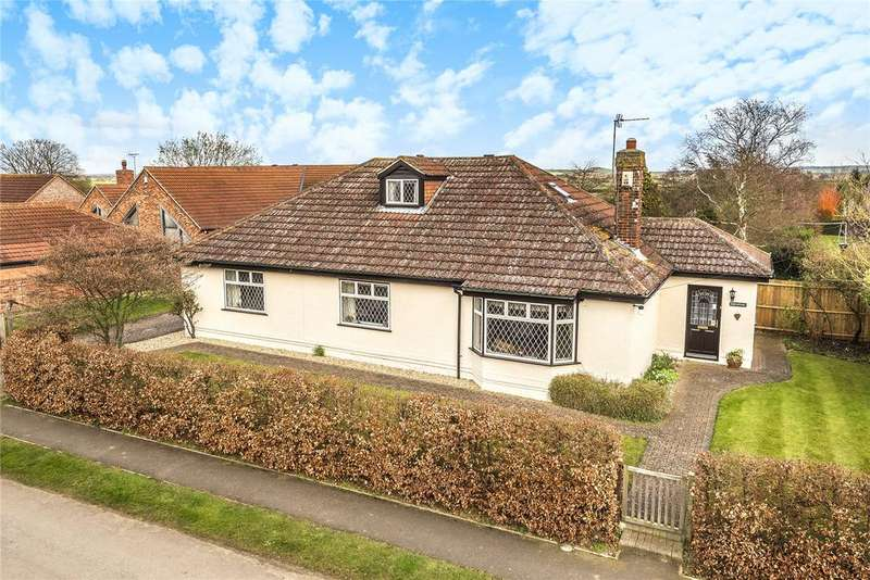 4 Bedrooms Detached House for sale in Long Street, Foston, NG32
