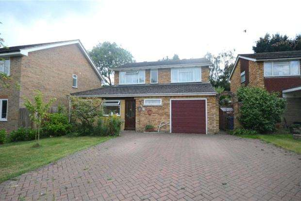 4 Bedrooms Detached House for sale in Audley Way, Ascot, Berkshire