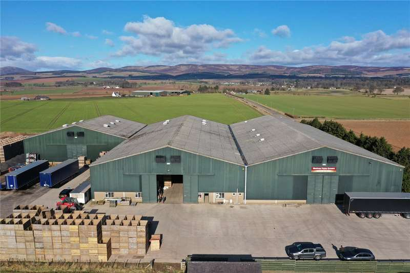 2 Bedrooms Bungalow for sale in Gourdon Holdings, Laurencekirk, Aberdeenshire, AB30