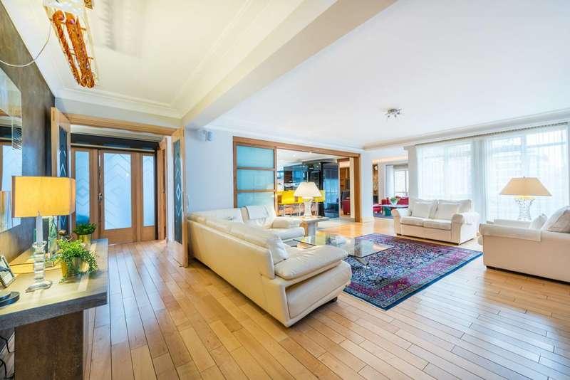 4 Bedrooms Flat for sale in Prince Albert Road, Regent's Park, NW8
