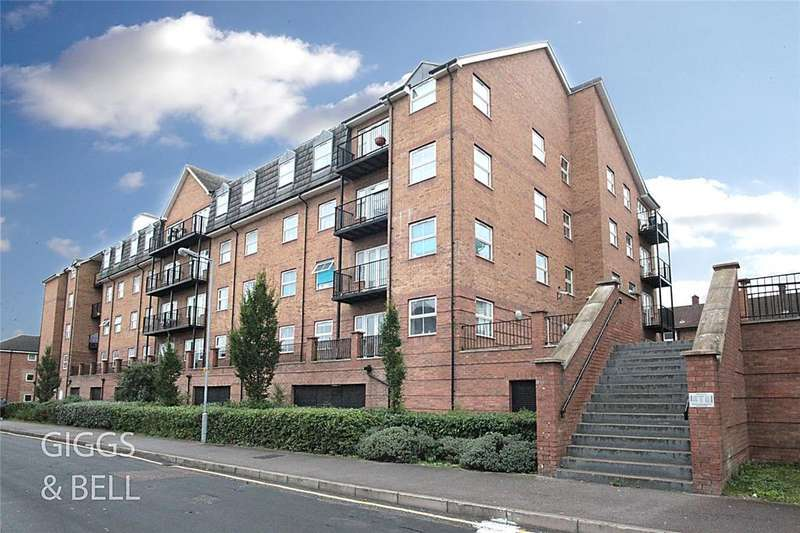 2 Bedrooms Apartment Flat for sale in The Academy, Holly Street, Luton, Bedfordshire, LU1