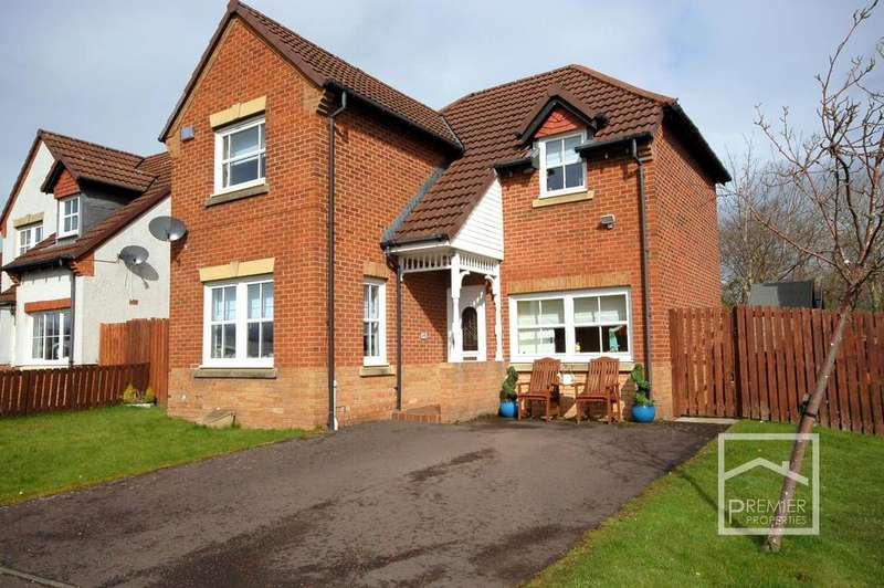 3 Bedrooms Detached House for sale in Myers Court, Bellshill