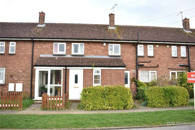 3 Bedrooms Terraced House for sale in Capper Avenue, Hemswell Cliff, Gainsborough, Lincolnshire, DN21