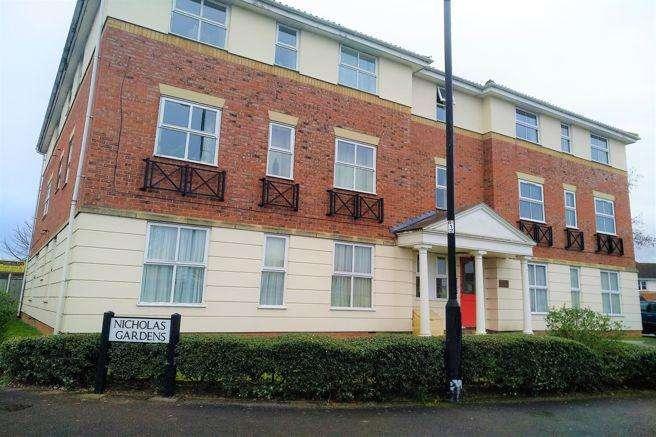 1 Bedroom Flat for rent in Nicholas Garden, Cippenham SL1