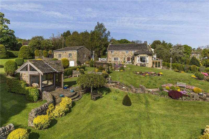 5 Bedrooms Detached House for sale in Burley Woodhead, Nr Ilkley, West Yorkshire