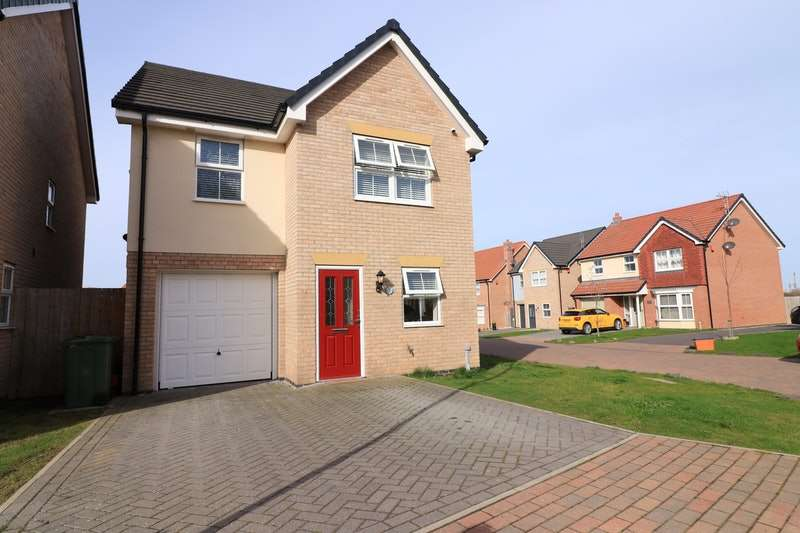 3 Bedrooms Detached House for sale in Burton Road, Habrough Fields, Immingham, Lincolnshire, DN40