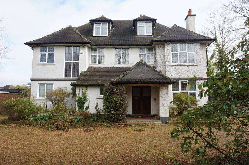 6 Bedrooms Detached House for sale in Sutton/Cheam Borders