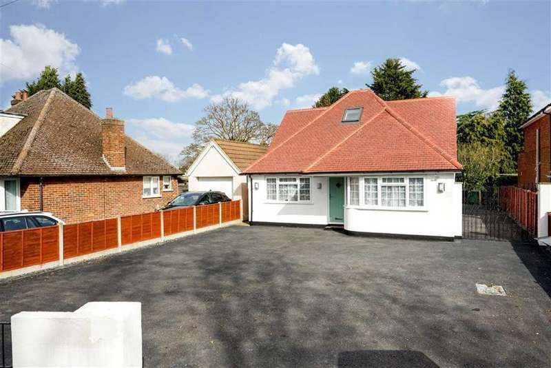 5 Bedrooms Detached Bungalow for sale in Station Road, St Albans, Hertfordshire