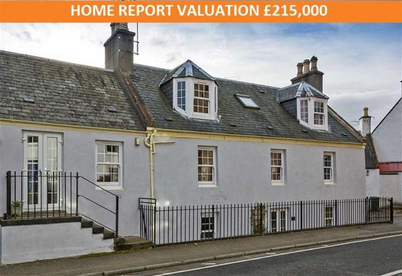 5 Bedrooms Semi Detached House for sale in High Street, Avoch, Ross-shire