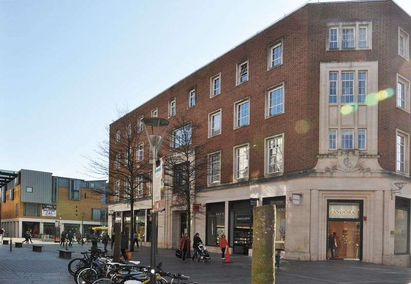 1 Bedroom Property for sale in 14 Bedford Street Princesshay, Exeter