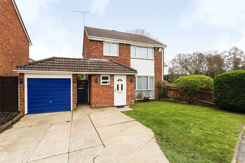 3 Bedrooms Detached House for sale in Tawfield, Bracknell, Berkshire, RG12