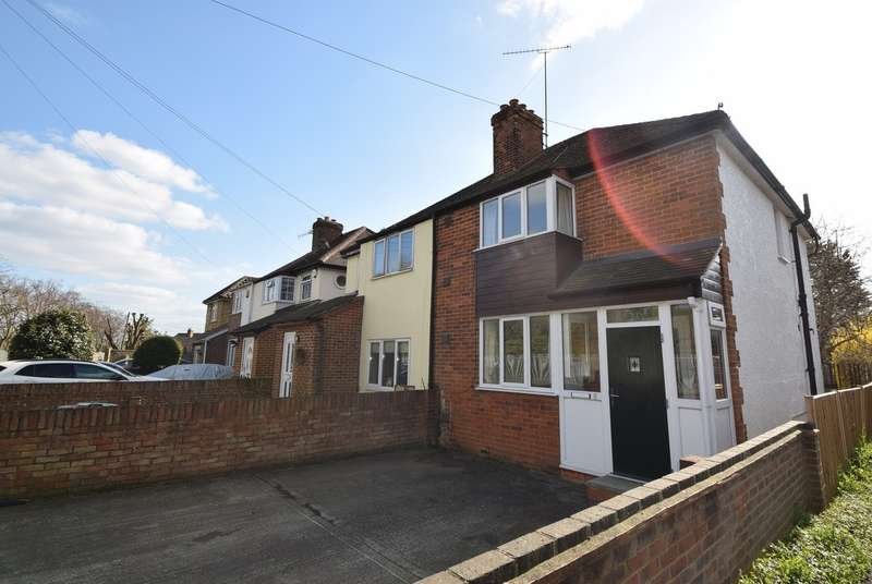 2 Bedrooms Semi Detached House for sale in Horton Road, Datchet, SL3